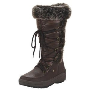 NEW! Water Resistant Snow Boot Winter Rain Boots